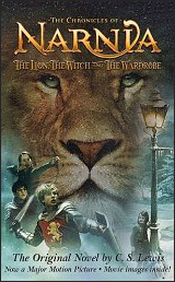 UThe Lion, Witch and the Wardrobe Movie Tie-In Edition (Narnia)